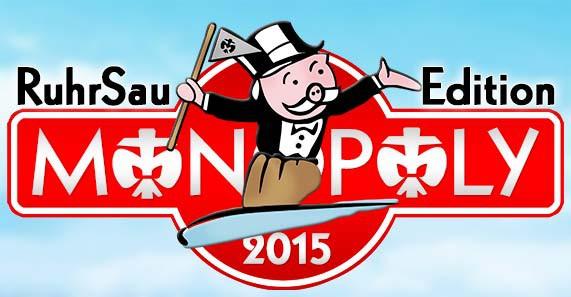 RuhrSau Monopoly 2015 Pfingsten in Westernohe
